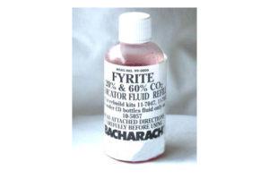 fyrite refill for volumetric CO2 meter