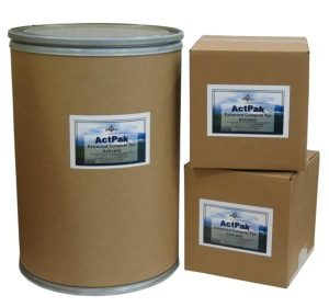 Act pak boxes and containers