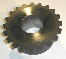 chain coupler sprocket