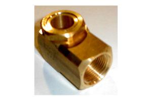 body brass nozzle