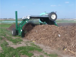 Aeromaster PT-170 Compost Windrow Turner