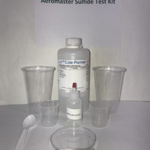 compost sulfide test kit