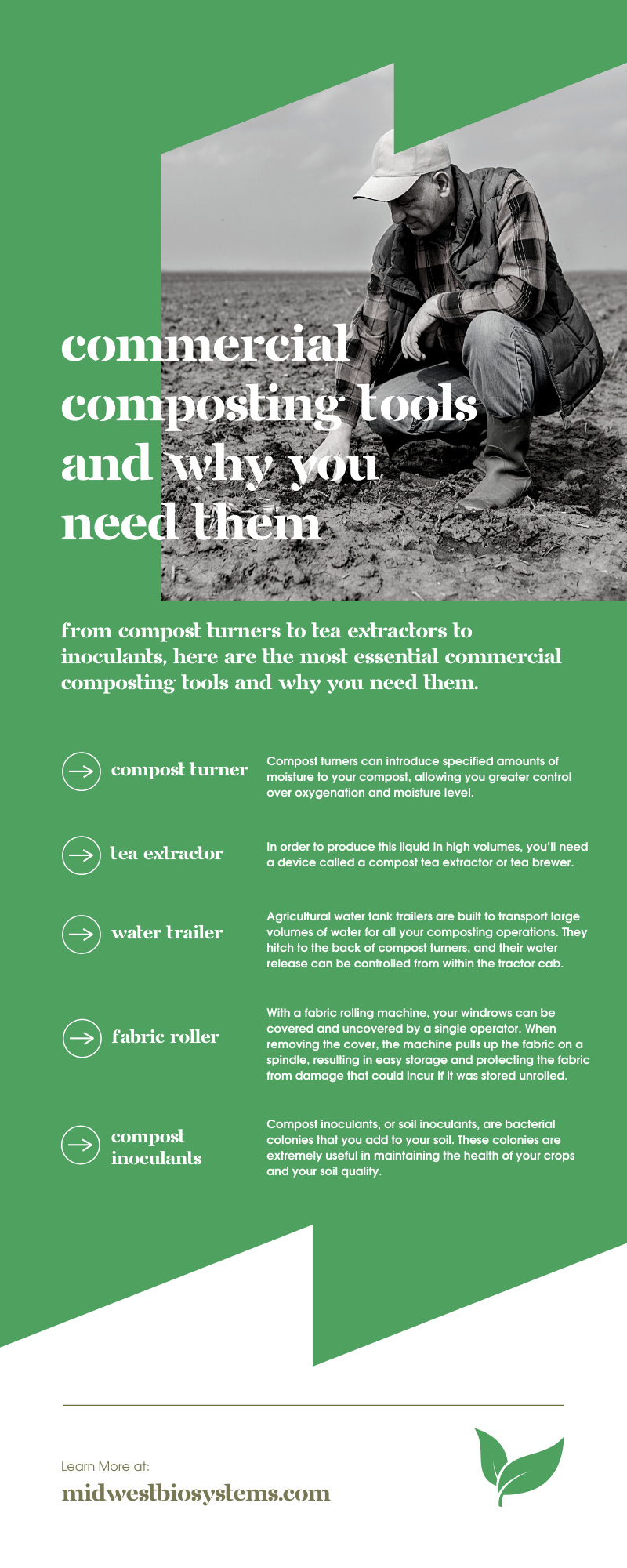 Commercial Composting Tools and Why You Need Them